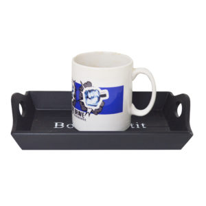 US117 Black With A Mug
