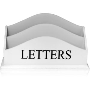 2 Rack Letters Envelope Mail Holder Rack