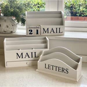 Letter / Magazine Racks